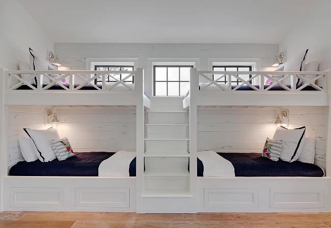 11 mẫu giường tầng đẹp, gọn cực đáng tham khảo cho những gia đình nhà chật mà đông con - Ảnh 6.