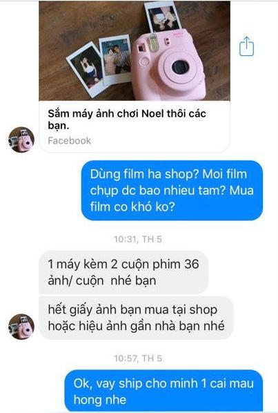 Cuối năm, hàng loạt chị em bức xúc vì đặt mua máy ảnh Hàn Quốc lại bị lừa rước về đồ chơi trẻ con - Ảnh 3.