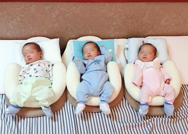 Những câu chuyện giữ con bất chấp nguy hiểm của các bà mẹ mang thai ba - Ảnh 6.