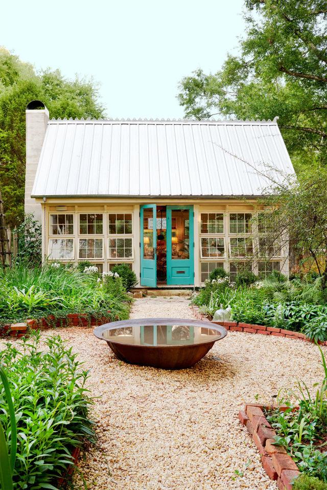 Những ngôi nhà nhỏ trong vườn khiến bạn như được lạc vào thế giới cổ tích - Ảnh 3.
