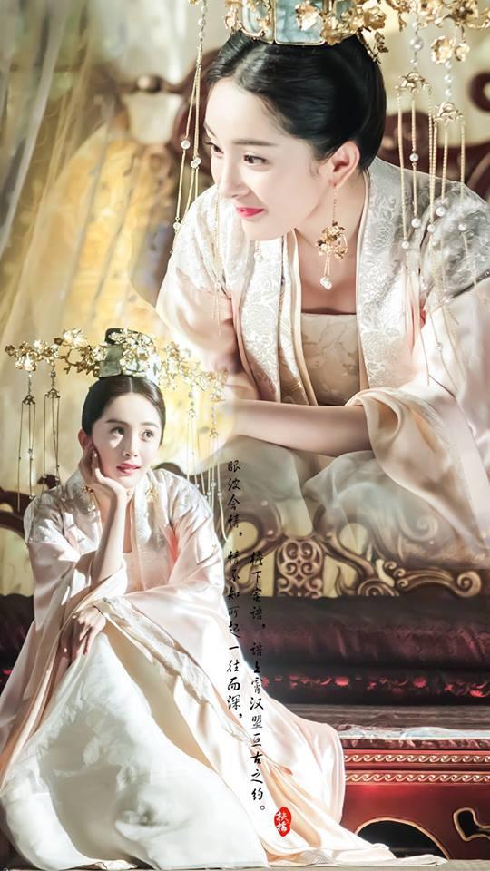Dương Mịch nhí nhảnh, bắn tim khắp phim trường Phù Dao hoàng hậu - Ảnh 10.