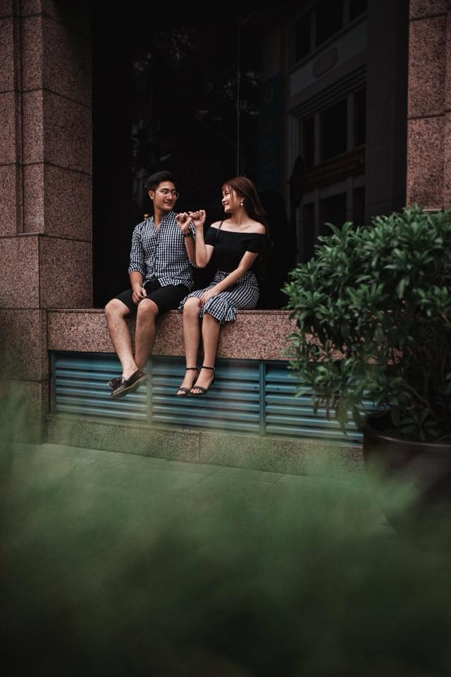 Mối lương duyên từ nút like dạo và chuyện yêu chơi, cưới thật của cặp đôi thích đùa - Ảnh 7.