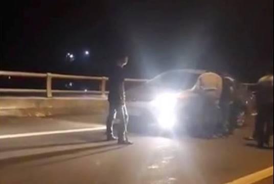 Phú Thọ: 11 thanh niên mang hung khi lên cao tốc chặn xe xin đểu người về quê nghỉ Tết - Ảnh 8.