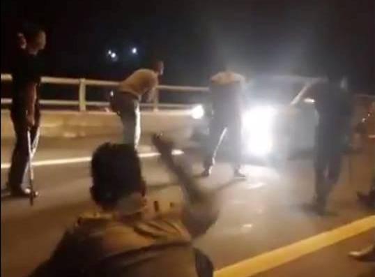 Phú Thọ: 11 thanh niên mang hung khi lên cao tốc chặn xe xin đểu người về quê nghỉ Tết - Ảnh 7.