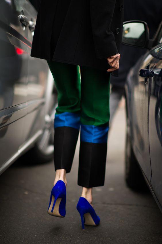 Giày cao gót và những quy tắc kết hợp màu sắc chuẩn chỉnh cùng trang phục - Ảnh 11.