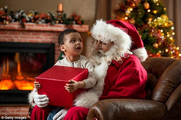 Nên nói dối hay phanh phui sự thật về ông già Noel? Đây sẽ là lựa chọn khôn ngoan nhất - Ảnh 1.