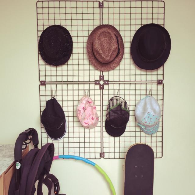 5 kiểu giá treo mũ vừa đa năng, vừa đẹp mắt mà ai cũng có thể làm được - Ảnh 4.