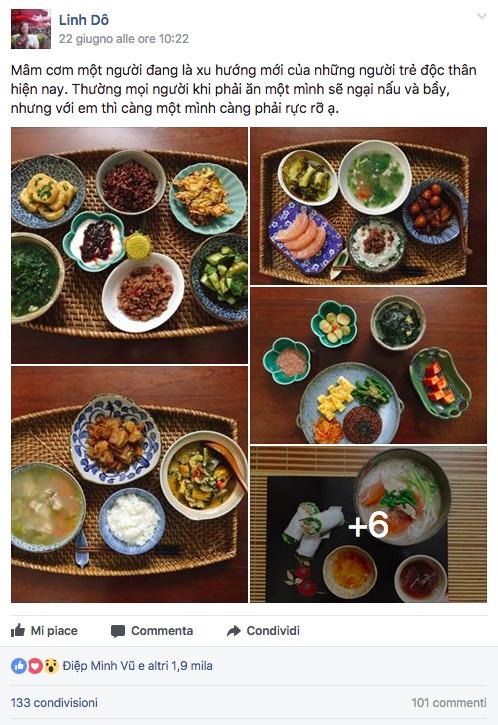 Thực đơn bữa cơm hàng ngày của cô nàng độc thân khiến cộng đồng mạng xuýt xoa vì quá đẹp quá ngon - Ảnh 1.