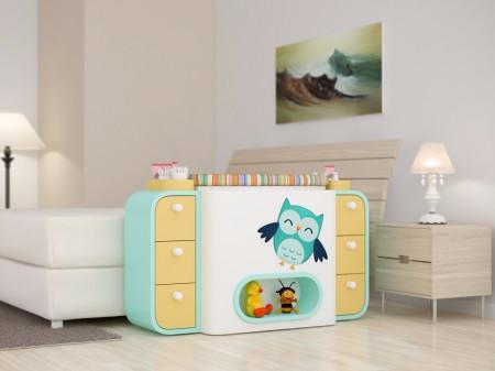 Giường cũi thông minh - món đồ nội thất bà mẹ nào có con nhỏ cũng thích - Ảnh 10.