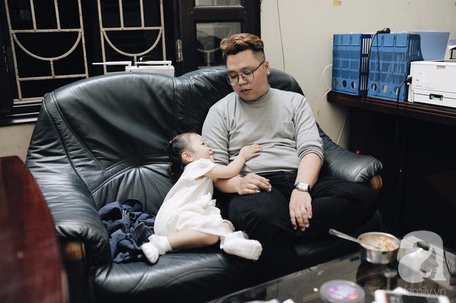 Trở thành bố đơn thân chỉ sau 1 năm kết hôn và đây là cách bố làm thay phần mẹ để yêu thương con - Ảnh 7.