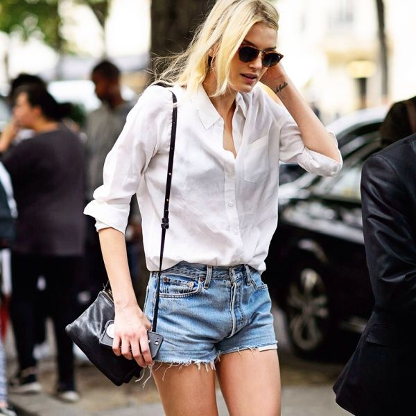 Bạn đã có bao nhiêu kiểu shorts jeans trong tủ đồ hè của mình? - Ảnh 16.