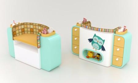 Giường cũi thông minh - món đồ nội thất bà mẹ nào có con nhỏ cũng thích - Ảnh 11.