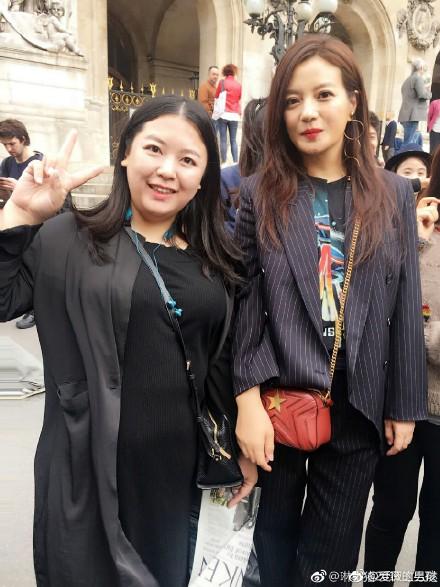 Dù đã ngoài 40, Triệu Vy vẫn gây ấn tượng bởi style trẻ trung và thanh lịch tại show diễn của Stella McCartney - Ảnh 6.