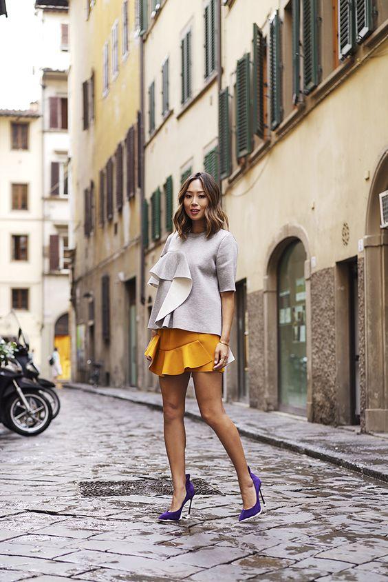 Giày cao gót và những quy tắc kết hợp màu sắc chuẩn chỉnh cùng trang phục - Ảnh 24.
