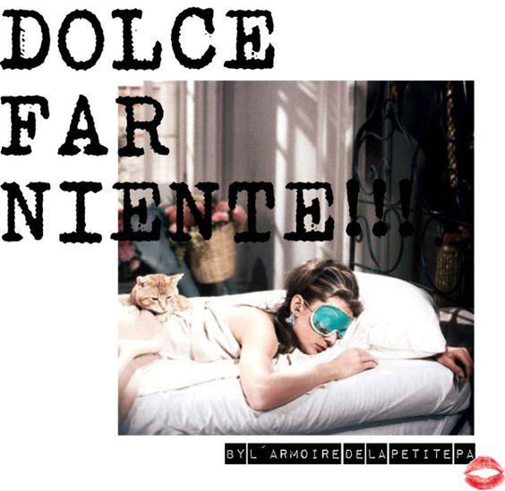 La dolce far niente: Phong cách sống bất quy tắc hay sự ngọt ngào của nghệ thuật không làm gì của người Italy - Ảnh 1.
