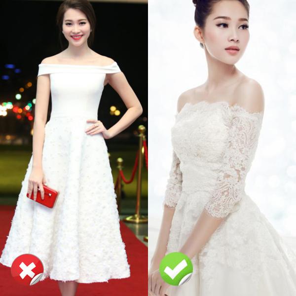Còn mấy ngày nữa là lên xe hoa, cùng dự đoán xem Thu Thảo chọn kiểu váy cưới nào trong ngày hạnh phúc nhất - Ảnh 9.