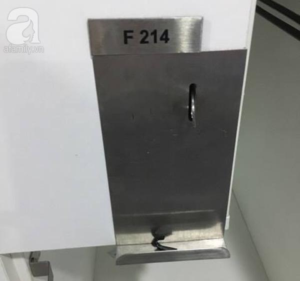 Hà Nội: Bị phá khóa lấy trộm ví trong tủ đồ phòng tập tại trung tâm California Fitness - Ảnh 1.