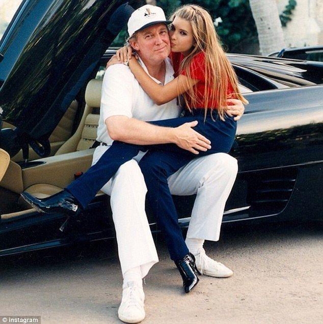 Mối quan hệ thực sự của Đệ nhất phu nhân Trump và con gái riêng của chồng - Ảnh 3.