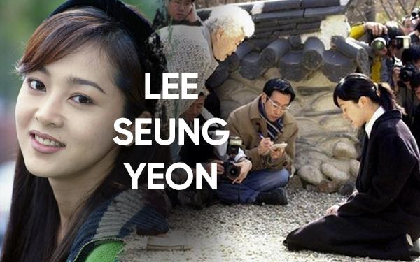Lee Seung Yeon: Sự nông nổi thời trẻ biến Á hậu đáng tự hào thành kẻ tội đồ bị cả dân tộc Hàn quay lưng - Ảnh 1.
