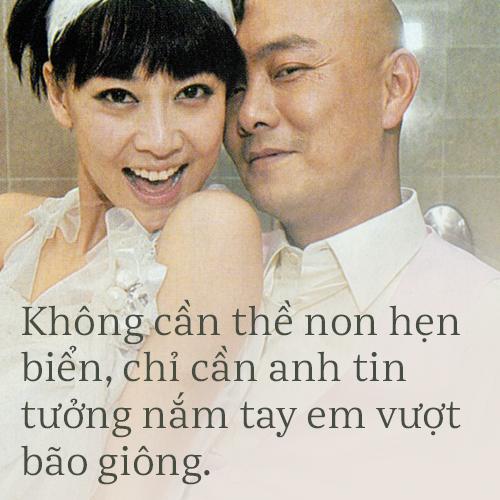 Trương Vệ Kiện - Trương Tây: Không cần thề non hẹn biển, chỉ cần anh tin tưởng nắm chặt tay em vượt bão giông - Ảnh 1.