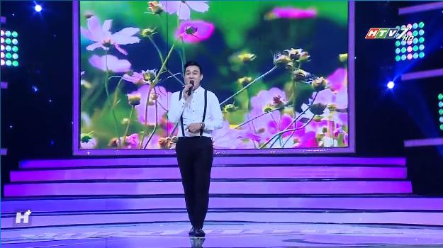 Chàng nhân viên hành chính hát hay đến mức khiến dàn khách mời Vì yêu mà đến phát cuồng - Ảnh 3.