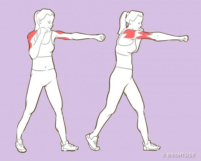 Bài tập giúp bạn nhanh chóng sở hữu cánh tay săn chắc khỏe mạnh như siêu mẫu - Ảnh 7.
