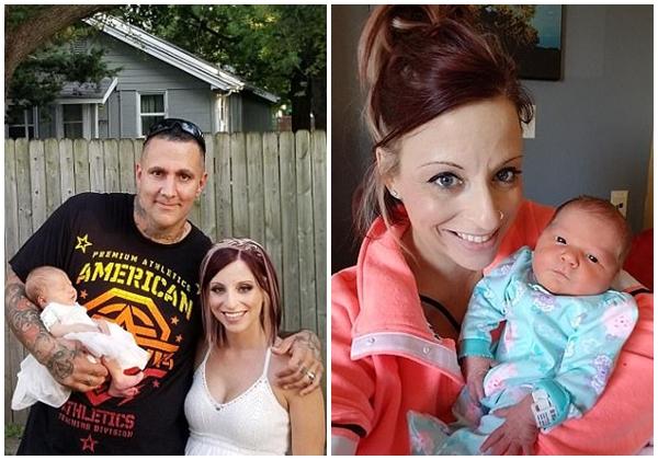 Chỉ vì một nụ hôn của người lạ, bé gái 18 ngày tuổi đã chết vì lây nhiễm virus viêm màng não - Ảnh 1.