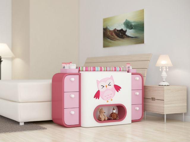 Giường cũi thông minh - món đồ nội thất bà mẹ nào có con nhỏ cũng thích - Ảnh 8.