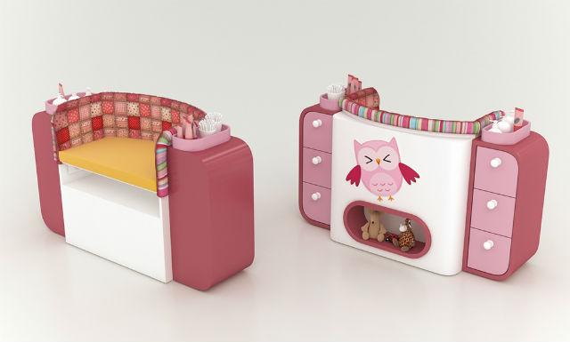 Giường cũi thông minh - món đồ nội thất bà mẹ nào có con nhỏ cũng thích - Ảnh 9.