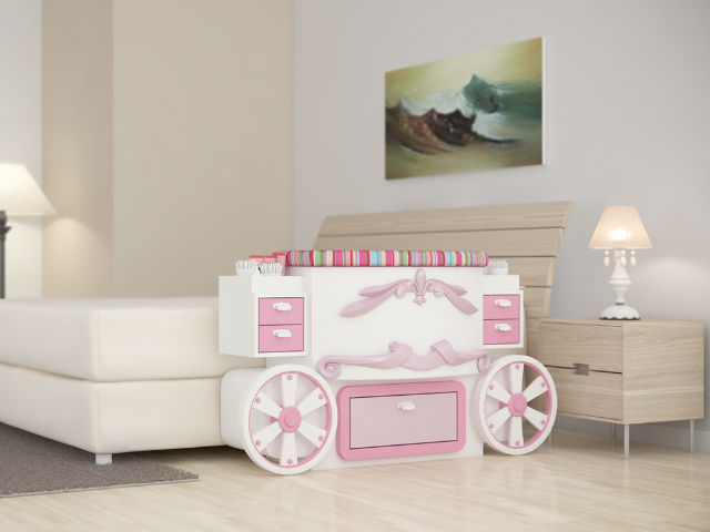 Giường cũi thông minh - món đồ nội thất bà mẹ nào có con nhỏ cũng thích - Ảnh 13.