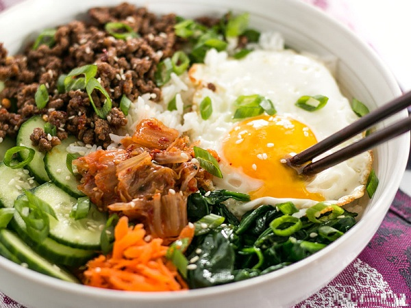 Bữa trưa ăn cơm trộn kiểu Hàn là chuẩn không cần chỉnh - Ảnh 6.