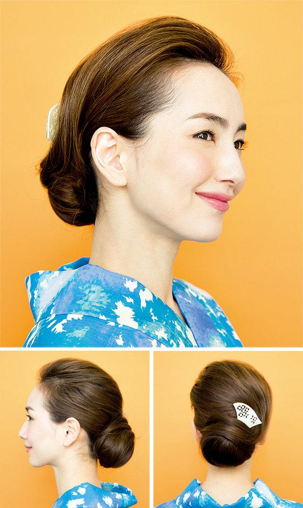 """Búi tóc sao cho khéo: Mách nước ngay 5 kiểu """"xiêu lòng chàng"""" từ nghệ nhân trang điểm tóc Nhật Bản hàng đầu - Ảnh 1."""