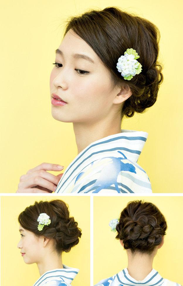 """Búi tóc sao cho khéo: Mách nước ngay 5 kiểu """"xiêu lòng chàng"""" từ nghệ nhân trang điểm tóc Nhật Bản hàng đầu - Ảnh 5."""
