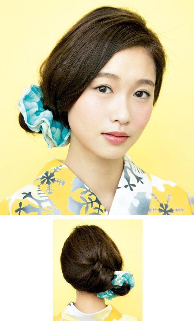 """Búi tóc sao cho khéo: Mách nước ngay 5 kiểu """"xiêu lòng chàng"""" từ nghệ nhân trang điểm tóc Nhật Bản hàng đầu - Ảnh 7."""