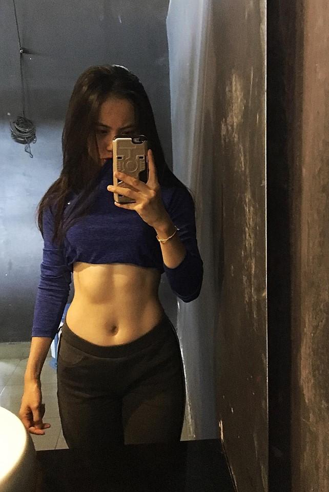 Bí quyết giữ dáng chuẩn đẹp của cô gái giảm 1,5kg chỉ sau 3 ngày siết cơ - Ảnh 16.