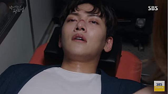 Ji Chang Wook đau khổ khi biết mình chính là kẻ kết tội bố người yêu - Ảnh 2.