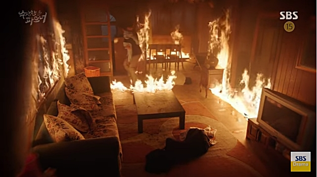 Ji Chang Wook đau khổ khi biết mình chính là kẻ kết tội bố người yêu - Ảnh 3.