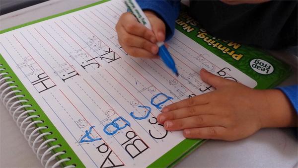 Dạy trẻ học chữ sớm: Làm thế nào để không hại con? - Ảnh 3.