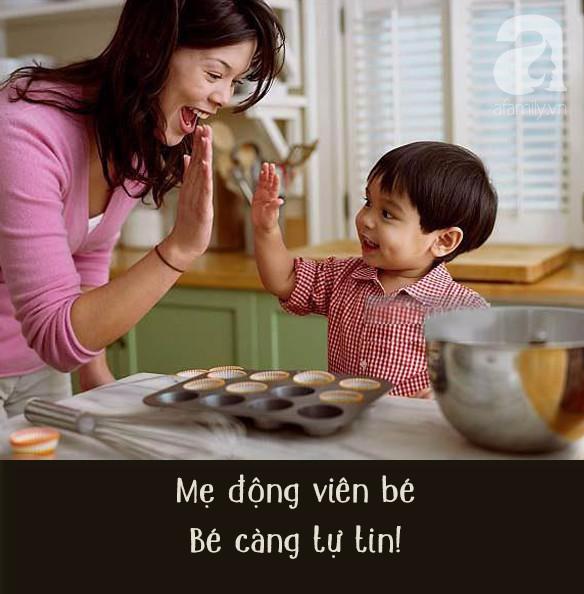 Nếu mẹ muốn con tự tin trong giao tiếp, sớm tự lập thì đừng quên 13 điều cần làm mỗi ngày này nhé - Ảnh 4.
