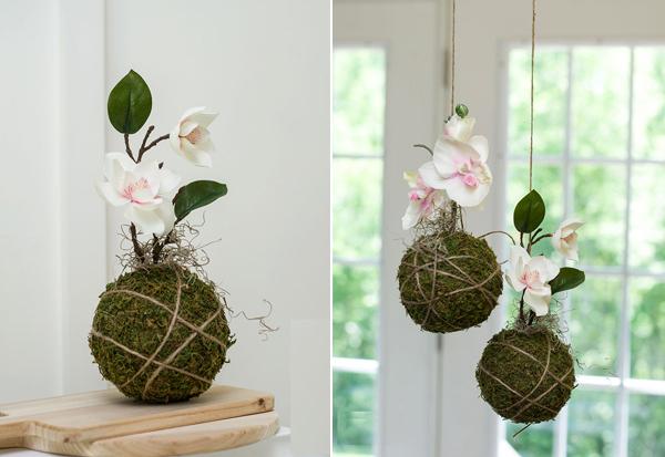 3 cách trang trí nhà đẹp xinh cùng với hoa lụa - Ảnh 3.