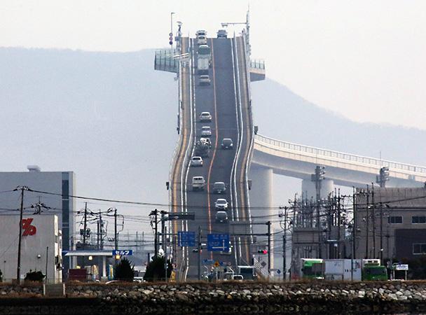 Chiêm ngưỡng những cây cầu độc đáo nhất thế giới - Ảnh 7.