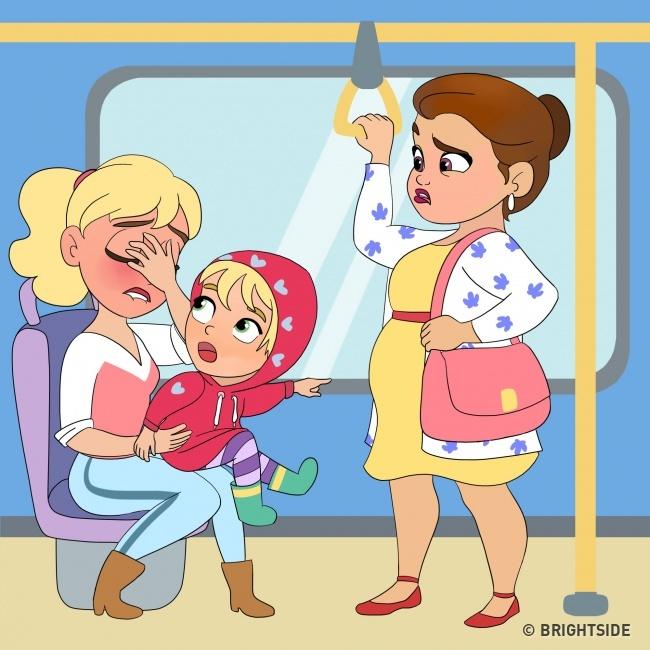 Cách trả lời thông minh cho 10 câu hỏi của trẻ khiến các bậc phụ huynh đau đầu2