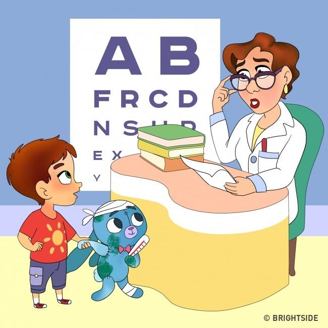 Cách trả lời thông minh cho 10 câu hỏi của trẻ khiến các bậc phụ huynh đau đầu3