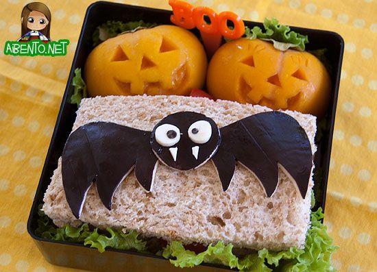 Những hộp cơm bento cho trẻ theo chủ đề Halloween vô cùng đáng yêu - Ảnh 11.