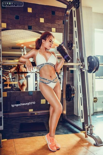 Giảm 9kg trong 6 tháng, người phụ nữ này đã trở thành người mẫu, huấn luyện viên cá nhân nổi tiếng - Ảnh 4.