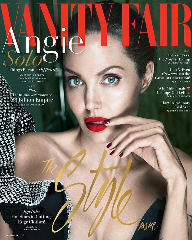 Angelina Jolie bị chẩn đoán liệt mặt và đây là những điều bạn cần biết về căn bệnh đáng sợ - Ảnh 2.
