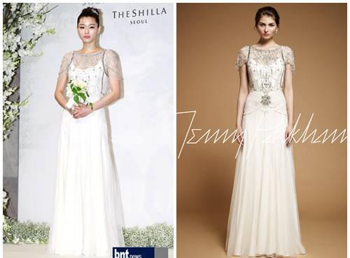 Đám cưới sao nữ hàng đầu Hàn Quốc, người rót tiền tỷ người chọn giản dị đơn sơ - Ảnh 4.