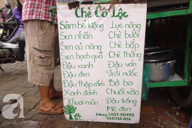 Chiều mát rượi đi ăn chè 22 món, nghe cô Lộc kể chuyện hơn 40 năm giữ xe chè chỉ để... trả ơn Sài Gòn - Ảnh 15.