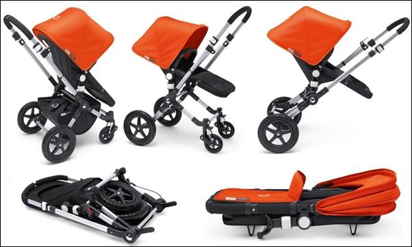 """Bugaboo Cameleon 3 - chiếc xe đẩy khiến các mẹ mơ ước: """"Một là có nó, hai là không cần chiếc xe nào cả"""" - Ảnh 1."""