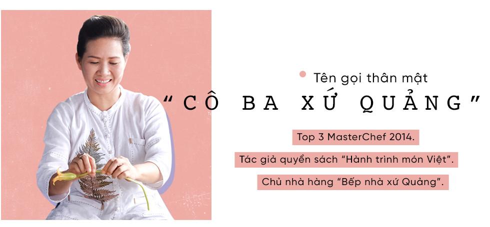 """Nghệ nhân ẩm thực Đoàn Thị Thu Thủy: """"Phải là đại gia của chính mình chứ đừng dựa dẫm vào đàn ông"""" - Ảnh 3."""